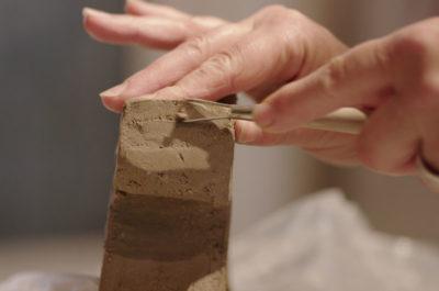 atelier de poterie modelage de la terre