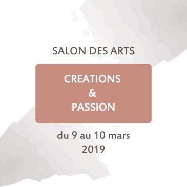 Salon Créations et Passion 2019