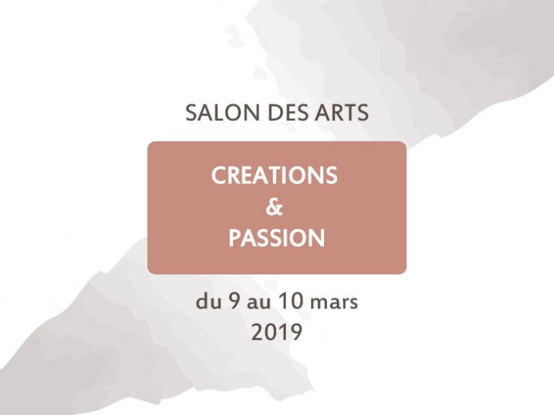 Creations Passions 2019-01